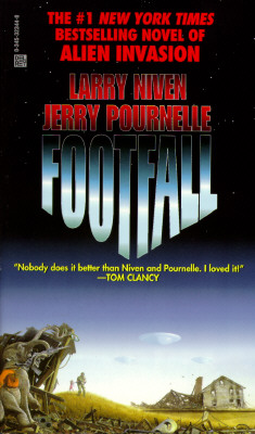 Footfall By Niven, Larry