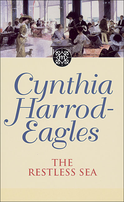 The Restless Sea By Harrod-Eagles, Cynthia