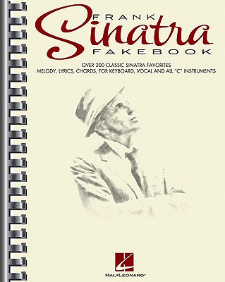 The Frank Sinatra Fake Book By Sinatra, Frank (CRT)